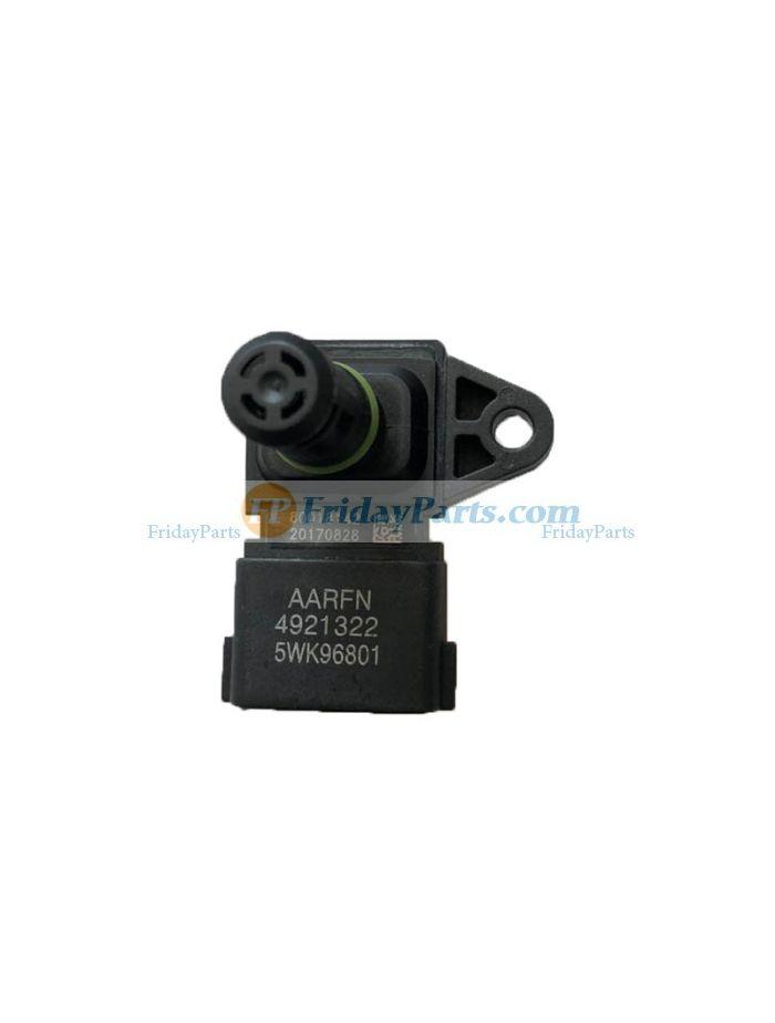 PANGOLIN 4921322 5WK9 6801 2897333 35Bar Manifold Intake Air Pressure MAP Sensor For Dodge Ram 2500 3500 67L Engine Cumnins ISF 28 38 Excavator Spare Part