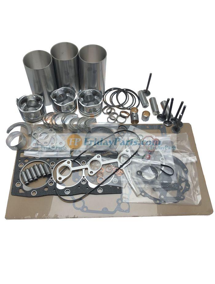Used//Rebuilt Kubota RTV1140 Set of 3 Fuel Injectors