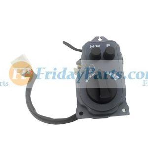 For Hitachi Excavator EX100-5 EX120-5 EX135USR EX200-3 EX200-5 Throttle Knob Controller 4341545