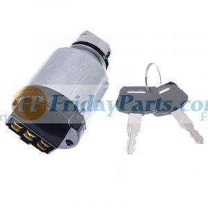 For Hitachi Excavator EX200-2 EX200-3 EX200-5 Ignition Switch 4250350