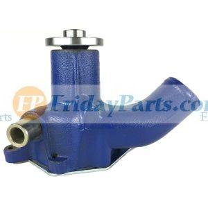 For Hitachi EX125WD-5 EX200-5 EX210H-5 EX225USR Isuzu Engine 6BG1 Water Pump 1-13650017-1