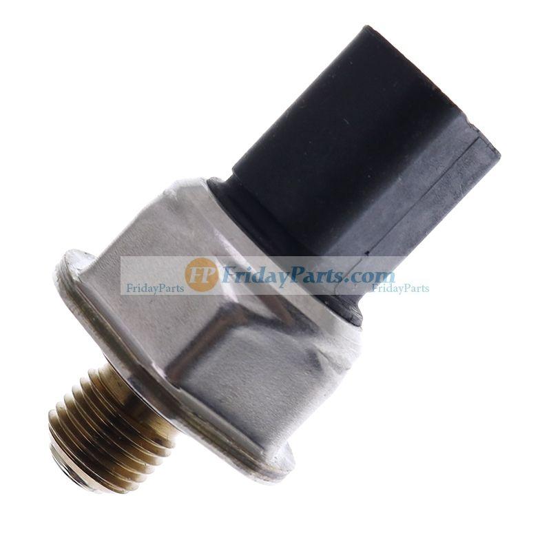 SINOCMP 3203064C01 Common Rail Oil Pressure Sensor for Excavator Sensor Parts 3 Month Warranty 320-3064 3203064 Oil Pressure Sensor