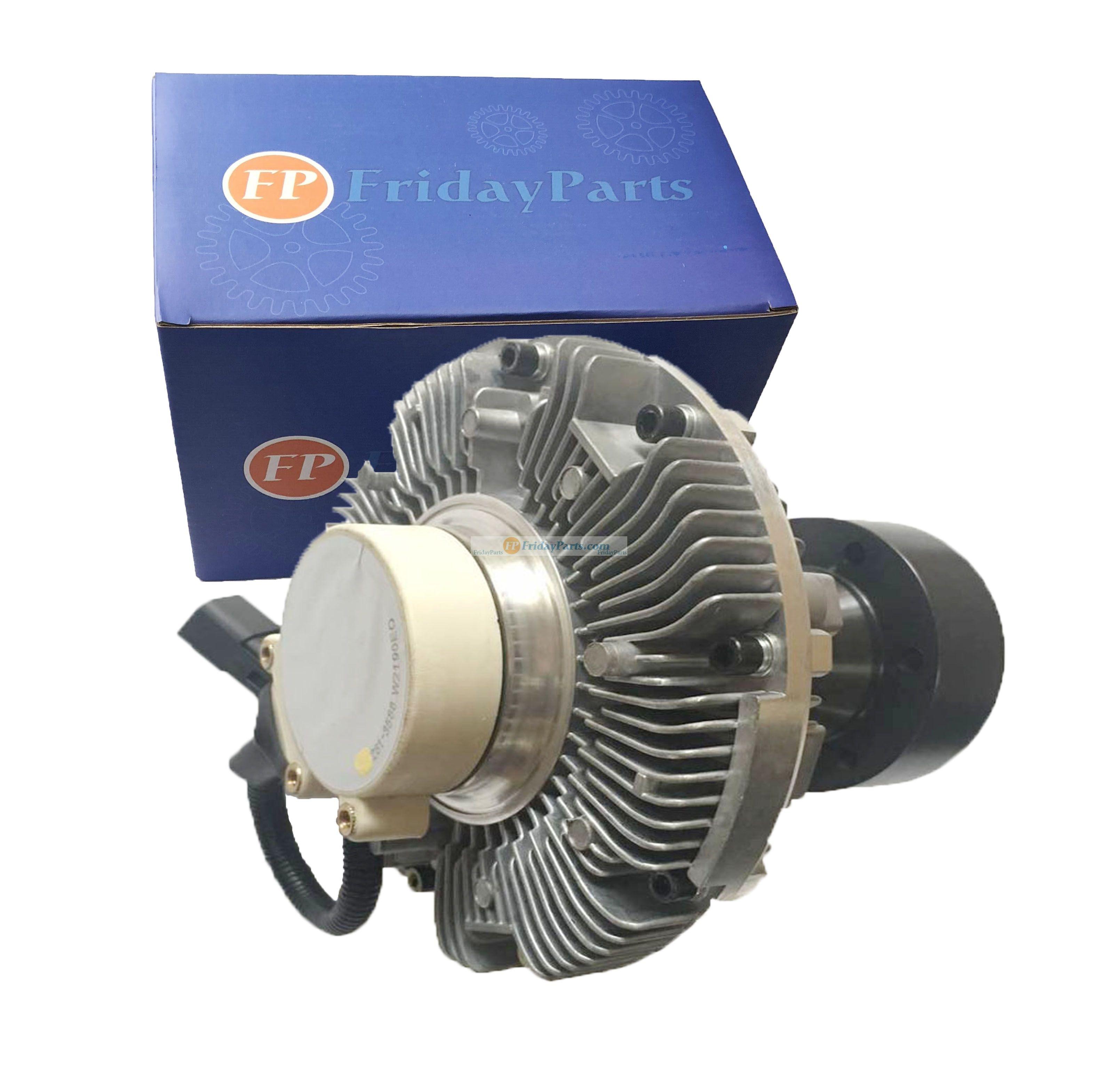 for caterpillar excavator cat 320d 320dl engine 3066 c6 c6 4 fan drive 281 3588