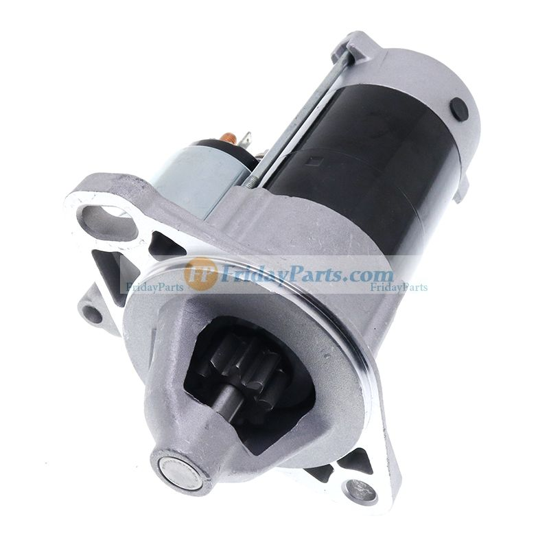 New Starter Motor for Yanmar 3TNV70 VI012 VI025 VIO17 VIO20 VIO25 Yuchai YC08