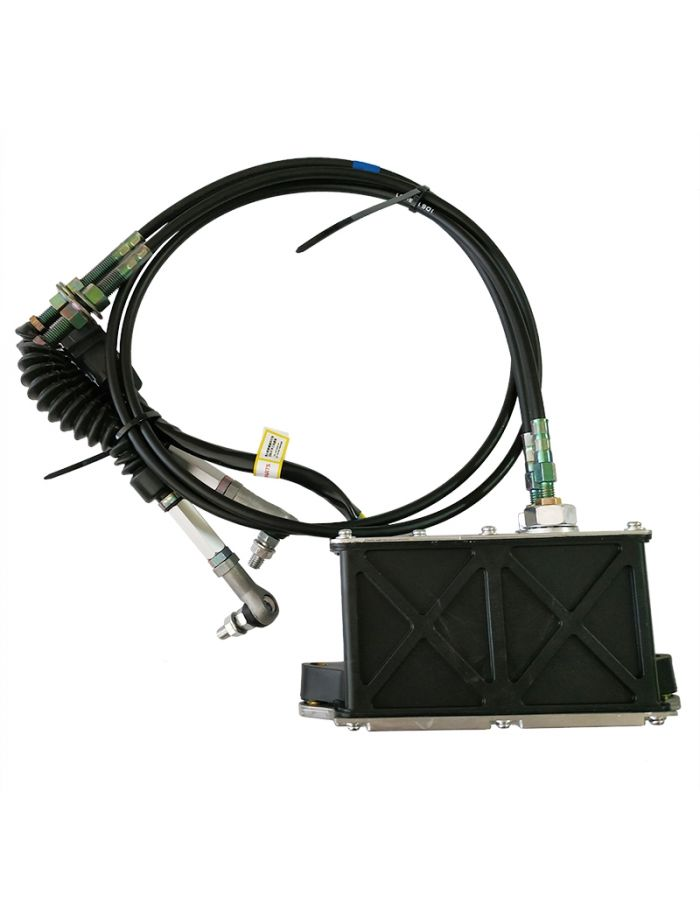 Throttle Motor 2 Cables 7 Pins Wire 157-3177 For Caterpillar